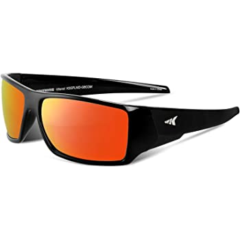 KastKing Iditarod Polarized Sport Sunglasses for Men and Women, Ideal for Driving Fishing Cycling and Running, UV Protection