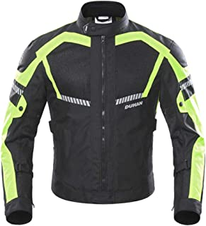 Summer Motorcycle Jacket Racing Protective Gear Safety Clothing, CE Armored, Breathable, for Men Women Ladies