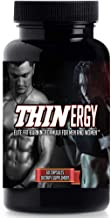 Thinergy - Weight Loss Supplement: Burn More Calories & Block Carbs: Stabilize Your Metabolism :: Increase Your Energy :: All-Natural Product :: 60 Caplets Per Bottle