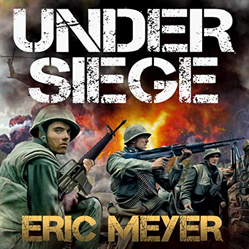 Under Siege Audiobook By Eric Meyer cover art