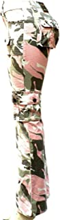 Womens Cargo Utility Work Hiking Army Military Multi Pockets Combat Casual PantS