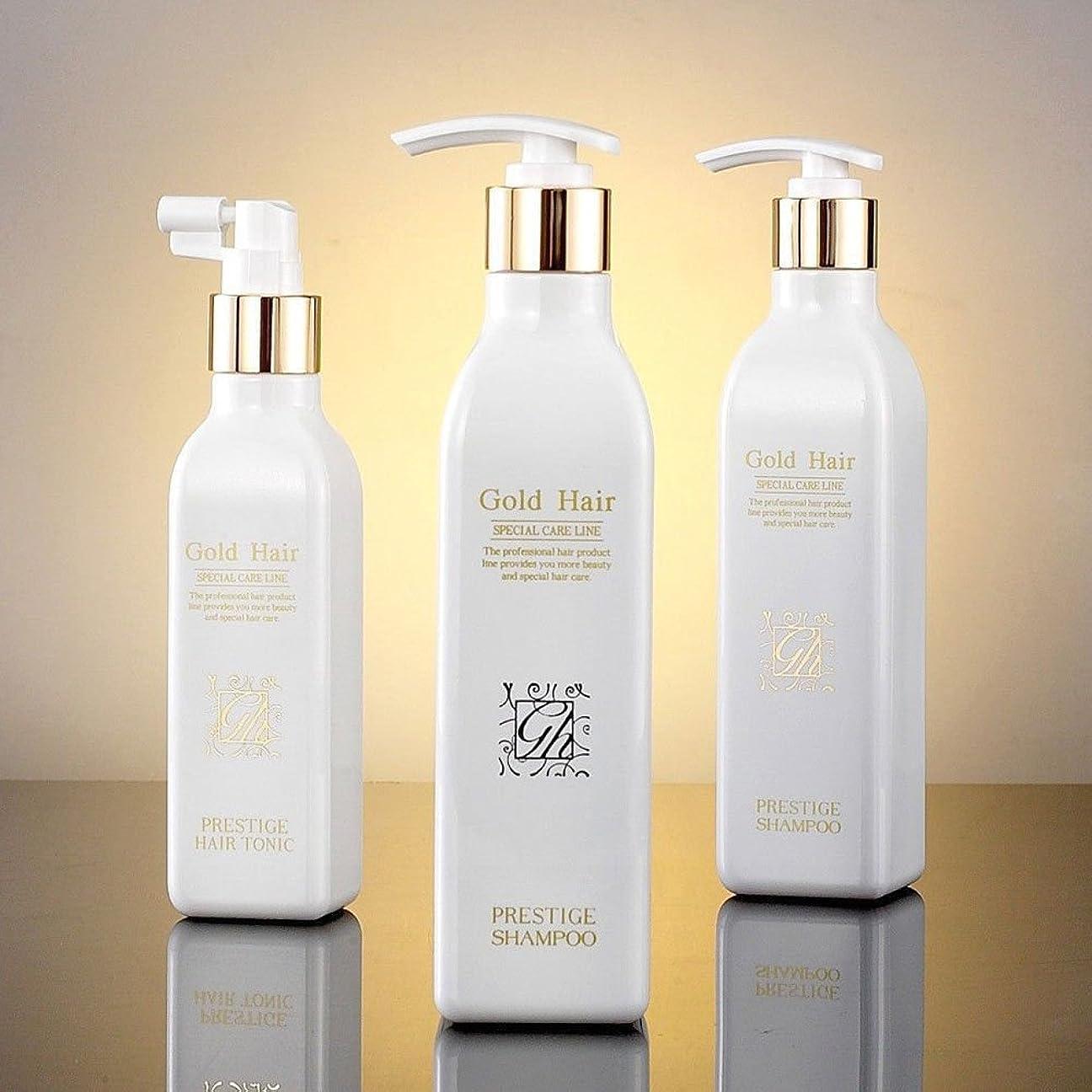 傾向がありますこれまで貫通ゴールドヘア育毛シャンプー2個&トニック1個 漢方シャンプー /Herbal Hair Loss Fast Regrowth Shampoo 100% Natural Patented Set of 3(2 shampoo and 1 tonic)[海外直送品] [並行輸入品]