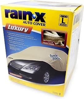 Rain-X 805527 Beige Large Size Luxury Car Cover
