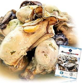 宮城県産カキのみ使用 旨味を閉じ込めた「牡蠣の水煮 缶詰 125g」専用レシピ付き(3缶組)