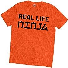 Real Life Ninja T-Shirt American Ninja Warrior