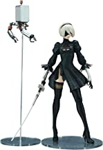 FLARE AUG188947 Nier Automata: 2B Yorha No. 2 Type B (Deluxe Version) 1: 7 Scale PVC Figure, , Multicolor