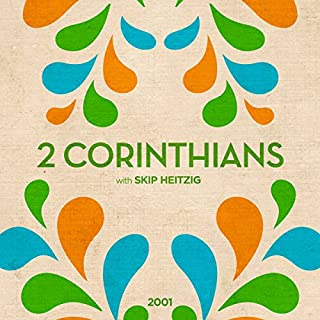 47 II Corinthians - 2001 cover art