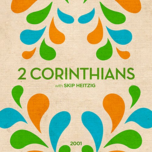 47 II Corinthians - 2001 audiobook cover art