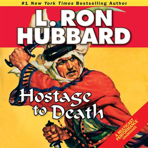 Hostage to Death audiobook cover art