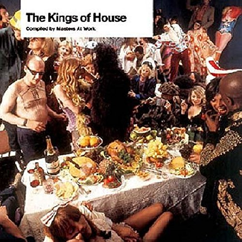 The Kings of House, Pt. A [Vinyl]
