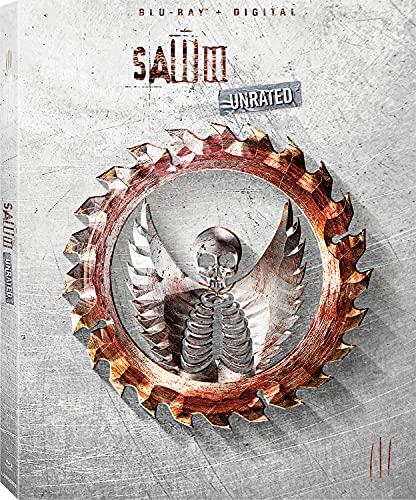 Saw III (Unrated) [Blu-ray]