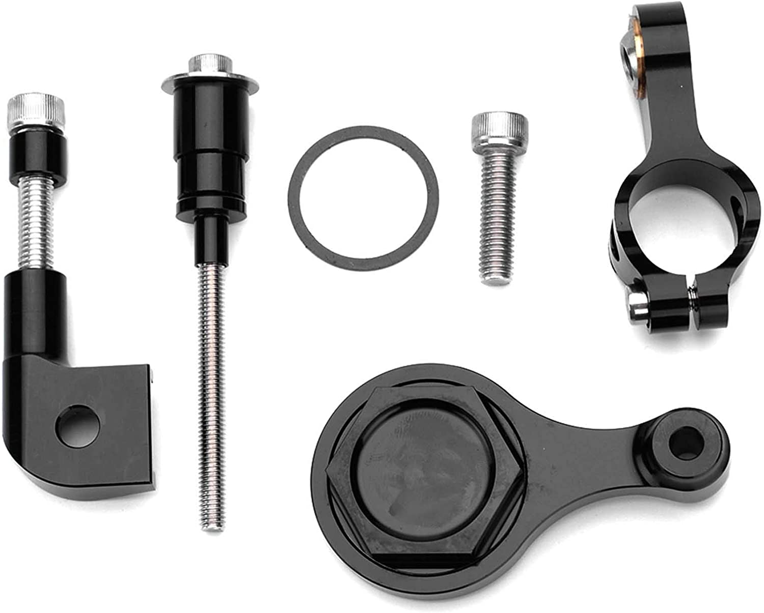 LRJBFC Max 73% OFF CNC Moto Steer Support Brand new Adjustable Steering Sta Motorcycle