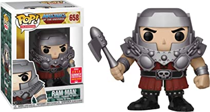 Funko Pop! Television: Masters of the Universe - Ram Man Vinyl Figure (2018 Convention Exclusive)