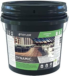 Taylor Dynamic 4 Gal. Resilient & Carpet Flooring Adhesive