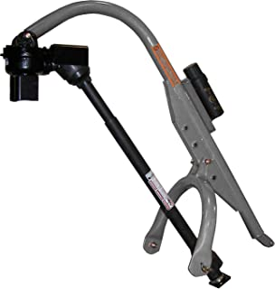 Dirty Hand Tools | 100624 | Model 110 Three-Point Hitch Post Hole Digger | Compatible with Category 1 - 2 Tractors | for Compact and Heavy Duty Augers