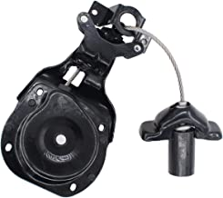 NewYall Spare Tire Hoist Crank Lift Winch Assembly with Cable