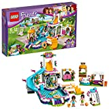 LEGO Friends La Piscina all'Aperto di Heartlake, Multicolore, 41313