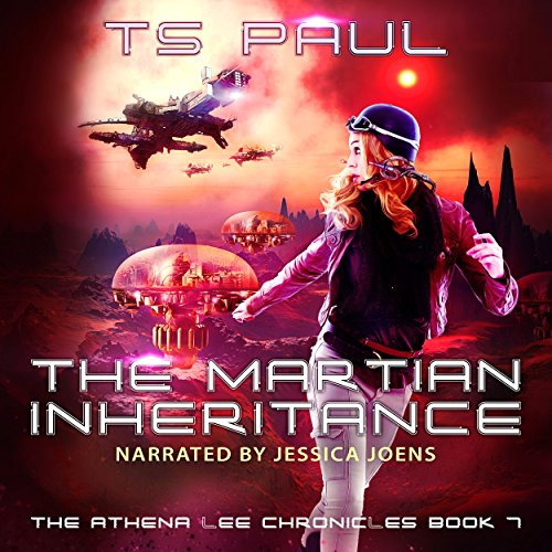 The Martian Inheritance  By  cover art
