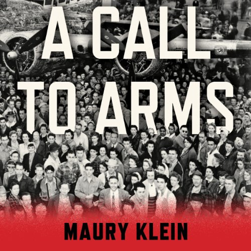 A Call to Arms audiobook cover art