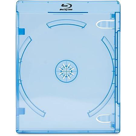 Blu-ray 11mm cajas de almacenaje para único (1) con logotipo de discos (25unidades) de dragón Trading