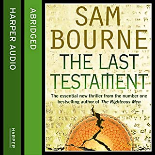The Last Testament                   By:                                                                                                                                 Sam Bourne                               Narrated by:                                                                                                                                 Aoife McMahon                      Length: 5 hrs and 53 mins     Not rated yet     Overall 0.0