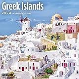 2020 Greek Islands Wall Calend...