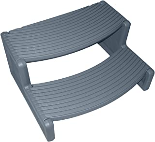 Confer Plastics Spa Handi Step, Dark Gray