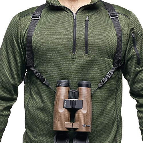 Bushnell Binoculars Harness, Fits Most Models_BASFHARN