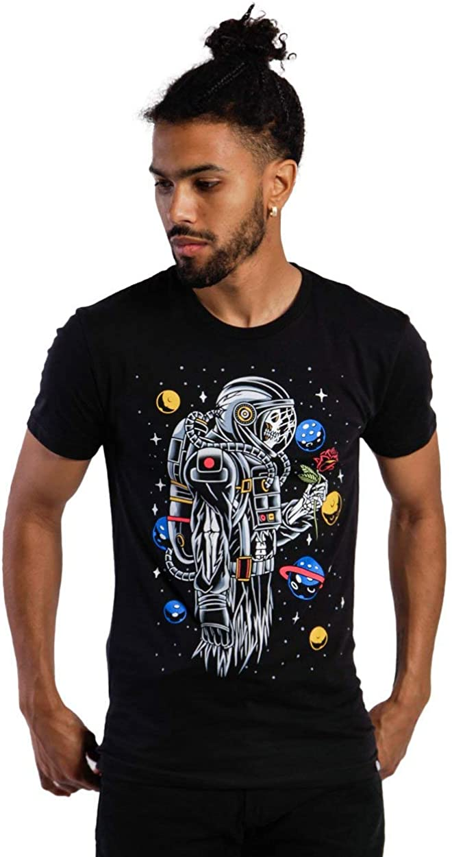 INTO THE AM Men's Graphic Tees - Novelty 25% OFF Cool Max 90% OFF fo Shirts T Design