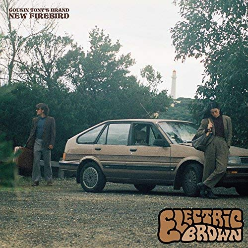 Electric Brown (Limited Edition 180gm Brown Vinyl) [Vinilo]