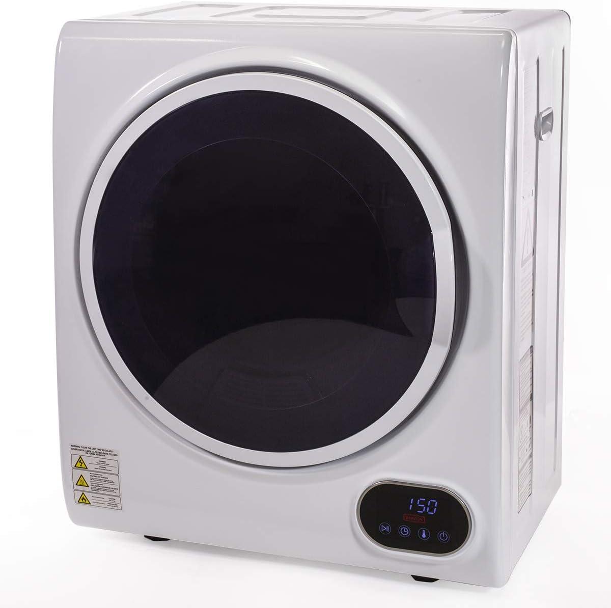 Dedication Barton Premium Digital Electric famous Dryer Machine Laundry Automatic