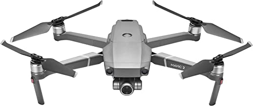 "DJI Mavic 2 Zoom - Drone Quadcopter UAV with Optical Zoom Camera 3-Axis Gimbal 4K Video 12MP 1/2.3"" CMOS Sensor, up to 48m..."