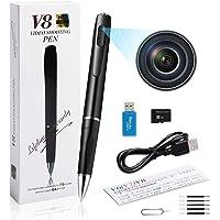 Deals on Mbijetuar Hidden Camera Pen 1080P Video Recorder HD Spy Camera