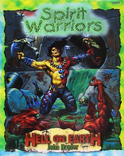 Spirit Warriors (Deadlands: Hell on Earth, PEG6019)