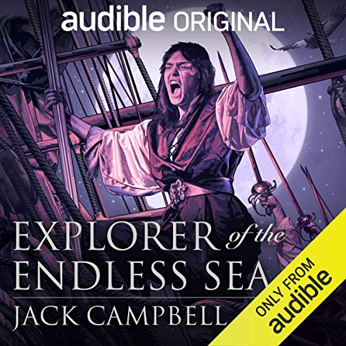 Explorer of the Endless Sea cover art