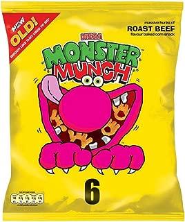 Best monster munch beef Reviews