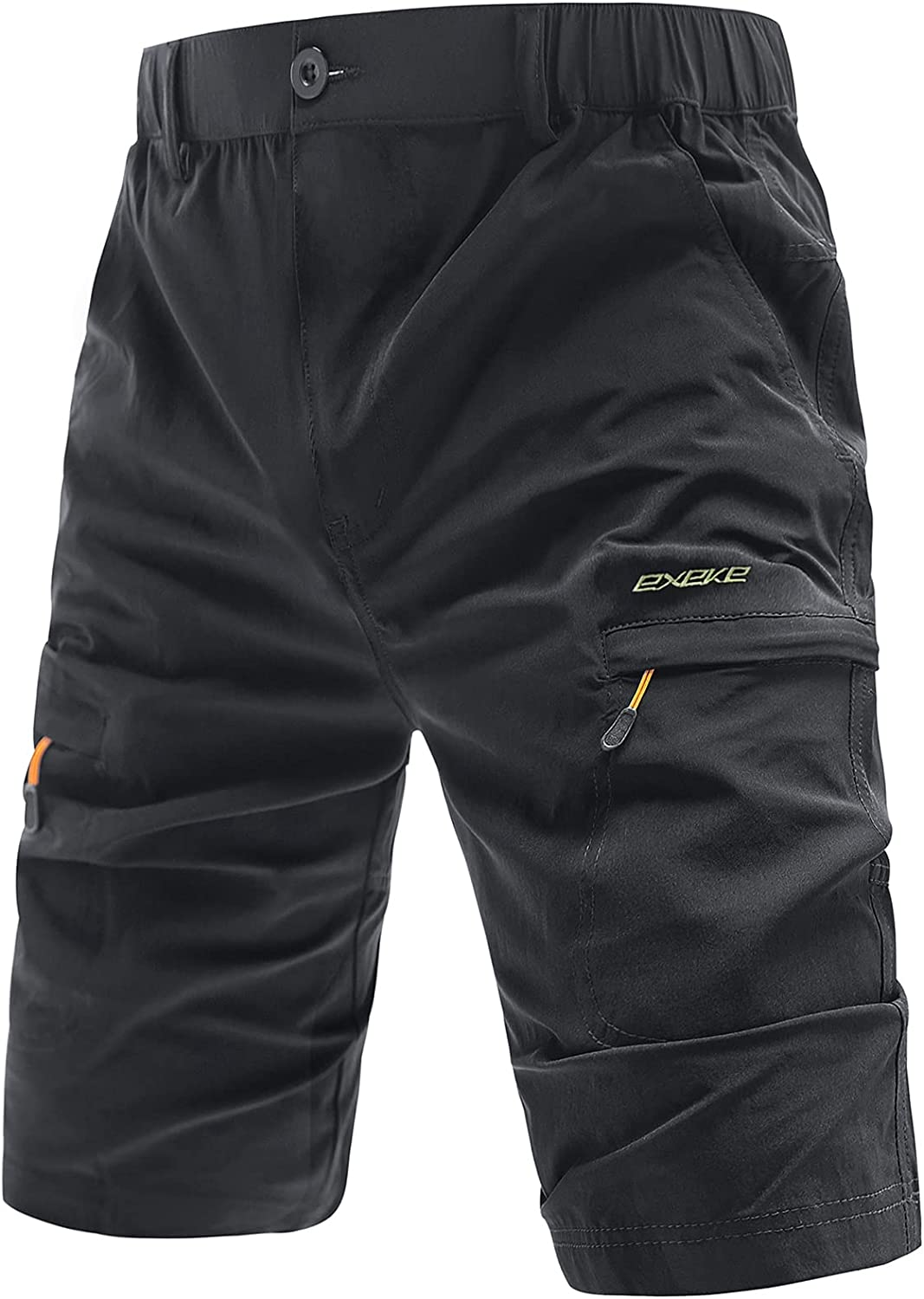 EXEKE Men's Lightweight Hiking Shorts Stretch Dry Quick OFFicial site Rapid rise C