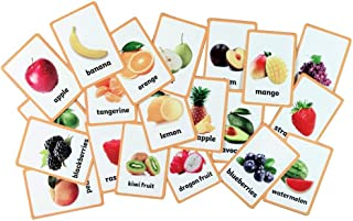 Best fruits and vegetables pictures for children Reviews