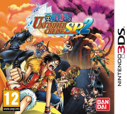 One Piece Unlimited Cruise SP2 (Nintendo 3DS) [Importación inglesa]