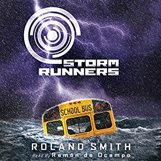 Storm Runners #1: Wind cover art