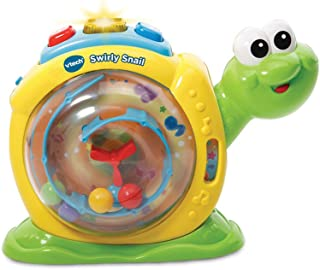 VTech VT80-502403 Pop-a-Ball Swirly Snail