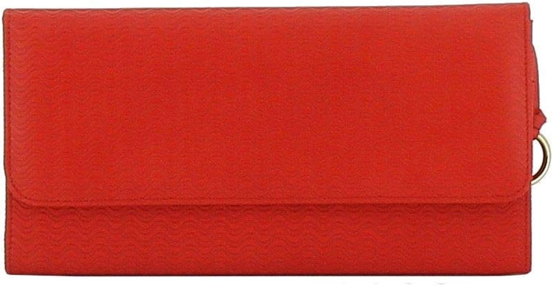 Zanellato Damen Damen Damen 5127460Z3 Rot Leder Brieftaschen B07DXGP99P 64fb01