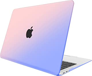 Fintie Case for MacBook Air 13 Inch A2337 (M1) / A2179 / A1932 (2020 2019 2018 Release) - Silky Matte Finish Hard Shell Co...