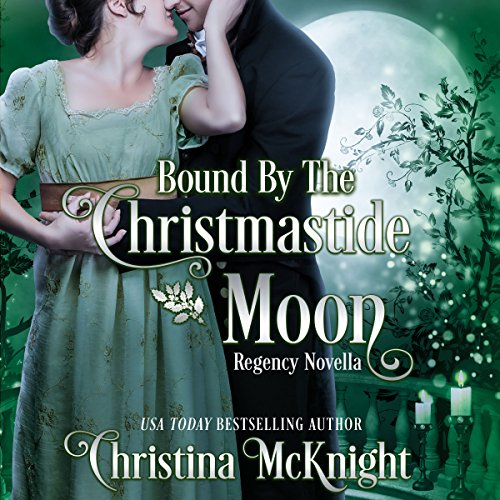 Bound by the Christmastide Moon audiobook cover art