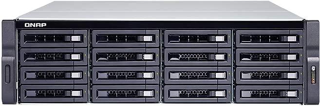 Qnap TS-1677XU-RP-2700-16G-US QNAP 3U 16-Bay Rackmount NAS/ISCSI IP-SAN
