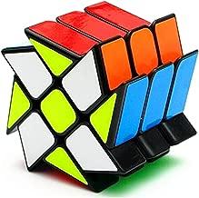 half bright stickers 3x3