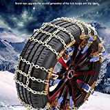 WY-YAN Catene Inverno Auto Wheels pneumatici antiscivolo camion dell'automobile della rotella anti-skid Catena Neve Neve fango accessori for la sicurezza stradale di guida
