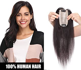 Amazon.es: flequillo postizo pelo natural - Extensiones de cabello ...