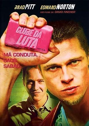 Clube Da Luta - Brad Pitt & Edward Norton (DVD)