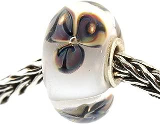Authentic Trollbeads Glass 61387 Desert Flower